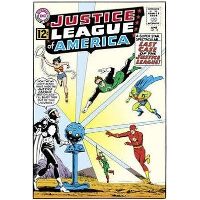 Justice League Of America -The Silver Age Vol. 2