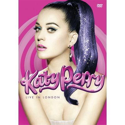Katy Perry - Live In London - DVD