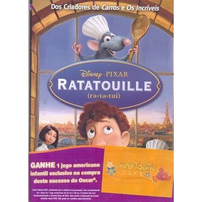 Ratatouille - DVD4