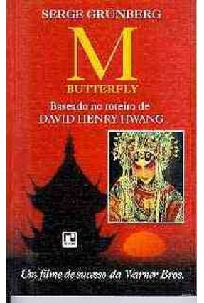 M. Butterfly -  pdf epub