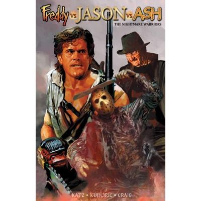 Freddy Vs Jason Vs Ash - The Nightmare Warriors