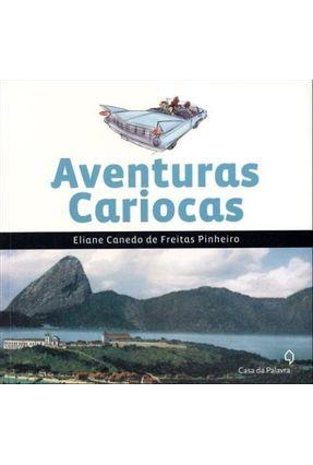 Aventuras Cariocas - Nova Ortografia - Pinheiro,Eliane Canedo de Freitas   Hoshan.org
