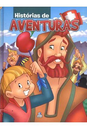 Histórias de Aventuras - Nova Ortografia - Libris,Editora   Nisrs.org