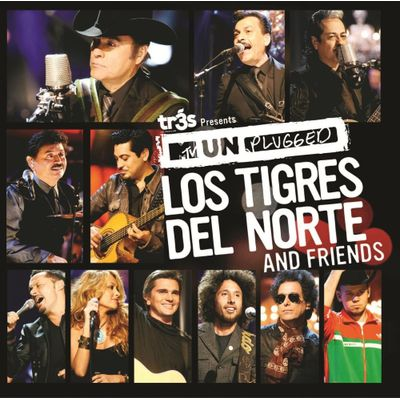Mtv Unplugged - Los Tigres Del Norte And Friends