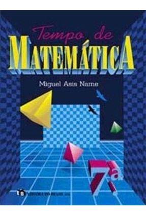 Tempo de Matematica - 7ª Série