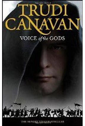 Voice Of The Gods - Canavan,Trudi | Nisrs.org