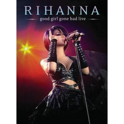 Music Pac - Good Girl Gone Bad Live - DVD