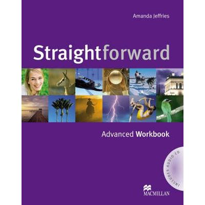 Straightforward Advanced - Workbook + Audio CD - No Key