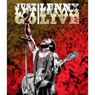 Lenny Kravitz - Just Let Go - Live - Blu-Ray