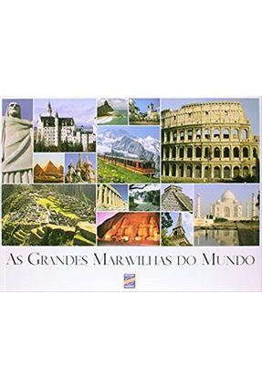 As Grandes Maravilhas do Mundo - Basso Jr.,Paulo | Hoshan.org
