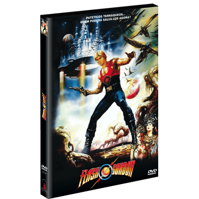 Flash Gordon - DVD