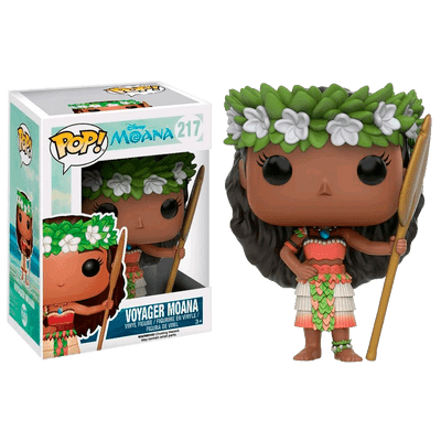 Voyager Moana Pop Disney Moana - Pop Vinyl