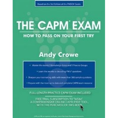 The Capm Exam - How To Pass On Your First Try