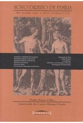 Novo Direito de Família - 2 Vols. -  pdf epub