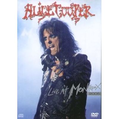 Alice Cooper - Live At Montreux 2005 - DVD+CD
