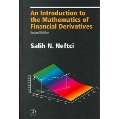 An Introduction Mathematics of Financial Derivatives 2e