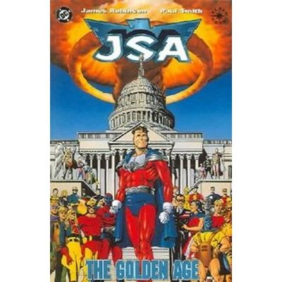 Jsa The Golden Age