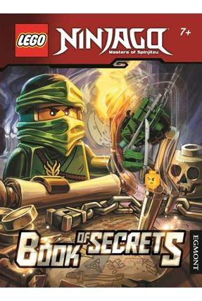 Lego Ninjago Book Of Secrets - Egmont Publishing Uk pdf epub