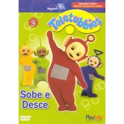 Teletubbies - Sobe e Desce - Volume 3 - DVD4