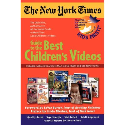 The New York Times Guide To The Best Children's Videos