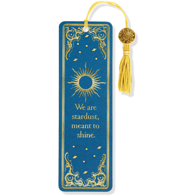 Beaded Bookmarks - Peter Pauper 6,4X18 - Celestial