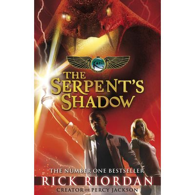 The Serpent's Shadow - The Kane Chronicles