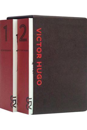 Os Miseráveis - 2 Volumes - Hugo,Victor   Hoshan.org