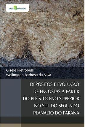 Depósitos E Evolução De Encostas A Partir Do Pleistoceno Superior No Sul Do Segundo Planalto Do Paraná - Gisele Pietrobelli Wellington Barbosa da Silva   Hoshan.org