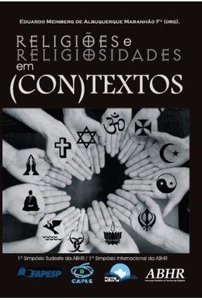 Religiões e Religiosidades Em (con)textos - Meinberg de Albuquerque Maranhão,Eduardo | Nisrs.org