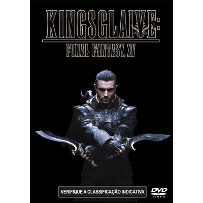 Kingsglaive - Final Fantasy XV - DVD