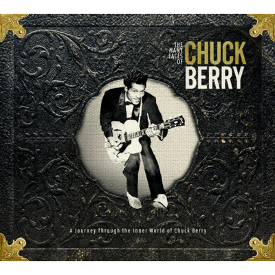 The Many Faces Of Chuck Berry - Box Com 3 CDs - Digipack