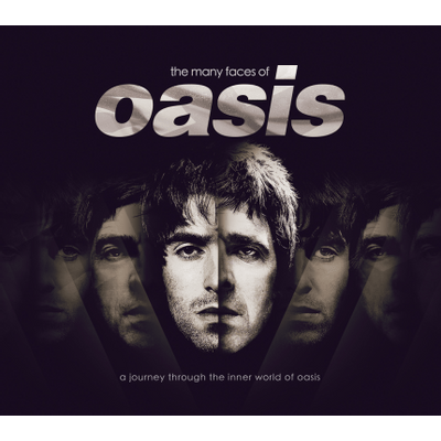The Many Faces Of Oasis - Box Com 3 CDs - Digipack