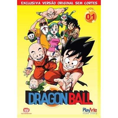 Dragon Ball Vol. 1 - DVD4