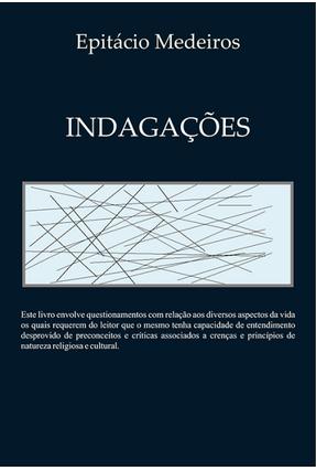 Indagações - Medeiros,Epitácio | Tagrny.org