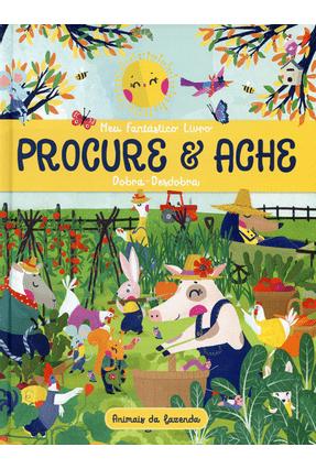 Animais Da Fazenda - Procure E Ache - Books,Yoyo pdf epub