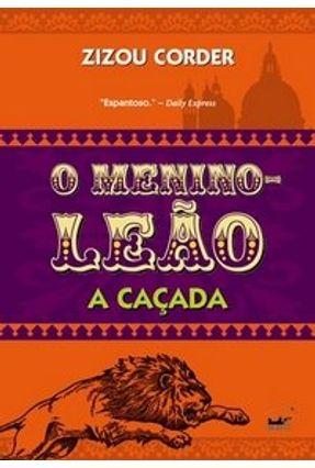 O Menino-leão - A Caçada -  pdf epub