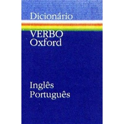 Dicionario Verbo Oxford - Ingles Portugues
