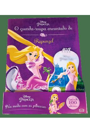 Na Moda Com As Princesas - Rapunzel