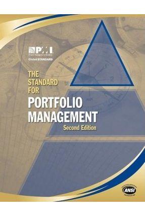 The Standard For Portfolio Management - Project Management Institute Staff | Hoshan.org