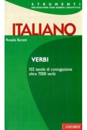 Italiano Verbi - Buratti,Rosalia   Tagrny.org