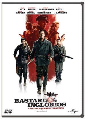 Bastardos Inglórios - DVD - Saraiva