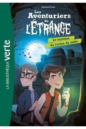 Les Aventuriers De L'etrange 1 - Le Mystère Du Frelon De Sable - Hachette Fr   Hoshan.org