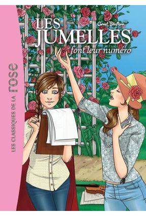 Les Jumelles - Tome 4 - Les Jumelles Font Leur Numéro - Hachette Fr Hachette Fr | Nisrs.org