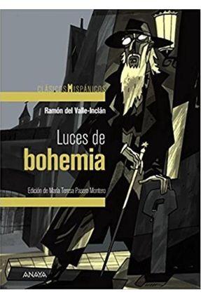 Luces De Bohemia - del Valle-Inclán,Ramón   Hoshan.org