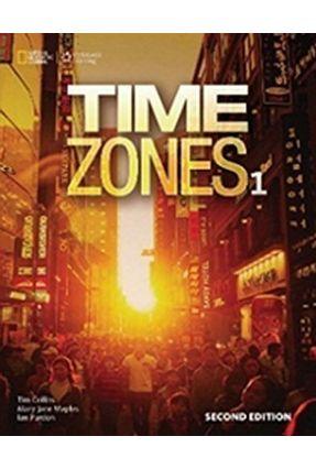Time Zones 1 - Workbook - Second Edition - Tim Collins Nicholas Beare Ian Purdon pdf epub