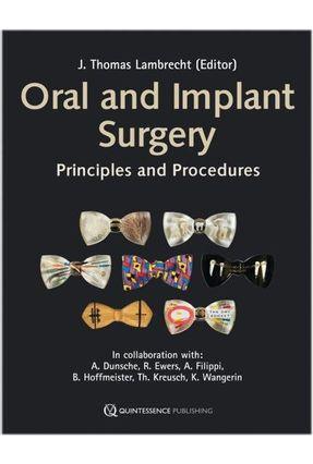 Oral And Implant Surgery - Lambrecht ,Thomas J. | Hoshan.org