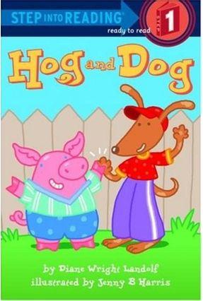 Hog And Dog - Landolf,Diane Wright | Hoshan.org