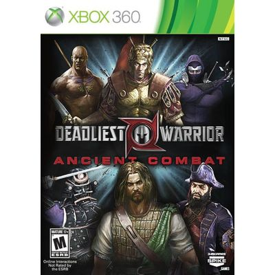 Deadliest Warrior: Ancient Combat - X360