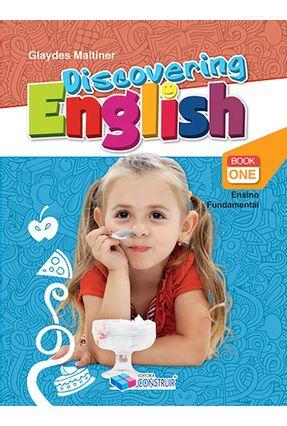 Discovering English - Ensino Fundamental I - 1º Ano
