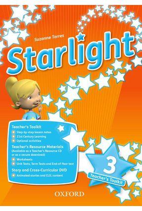 Starlight - Level 3 Teachers Toolkit Pk - Kirstie Grainger Helen Casey Suzanne Torres   Hoshan.org